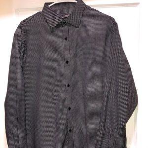 Black Label by Ruffini long sleeve shirt